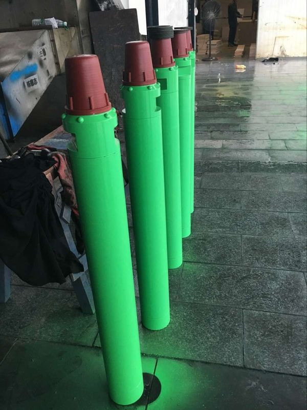 Green KSQ Ql50 DTH Hammers Downhole Drilling Tools For Mining