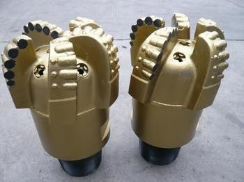 5 Blades PDC Drill Bit For Limestone Shale Water Well / Gas Oil Well Drilling